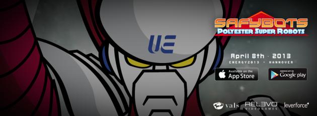 Safybots, nuevo juego para Android e iOS de Relevo Videogames
